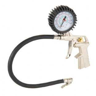 Silverline 675078 400mm Air Tyre Inflator